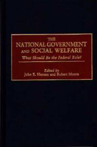 The National Government and Social Welfare