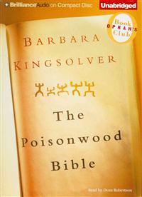 The Poisonwood Bible - Barbara Kingsolver - böcker (9781455800933)     Bokhandel
