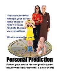 Personal Prediction