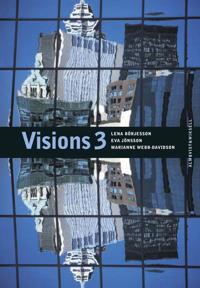 Visions 3 Allt-i-ett bok + cd + facit