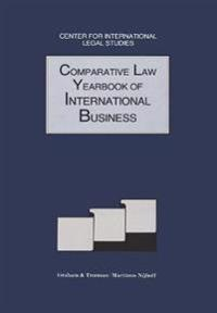 Comparative Law Yearbook of International Business, 1991