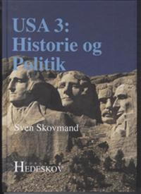 USA-Bind 3-Historie og politik