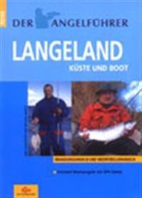 Langeland - Küste und Boot, der Angelführer