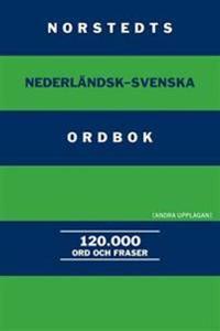 Norstedts nederländsk-svenska ordbok : 120.000 ord och fraser