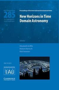 New Horizons in Time-Domain Astronomy