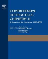 Comprehensive Heterocyclic Chemistry III, 15-Volume Set
