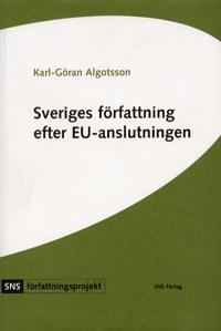 Sveriges författning efter EU-anslutningen