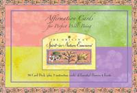 Affirmation Cards for Perfect Well-Being: 20-Card Deck (Plus 2 Instruction Cards) of Essential Flowers & Fruits
