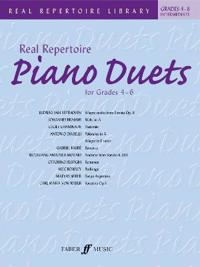 Real Repertoire Piano Duets