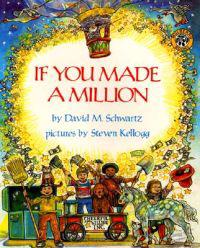 If You Made a Million - David M. Schwartz  Steven Kellogg - böcker (9780688070175)     Bokhandel