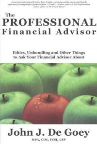 The Professional Financial Advisor