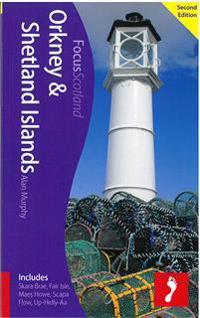Footprint Focus Orkney & Shetland Islands