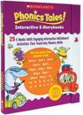 Phonics Tales! Interactive E-Storybooks: 25 E-Books with Engaging Interactive Whiteboard Activities That Teach Key Phonics Skills