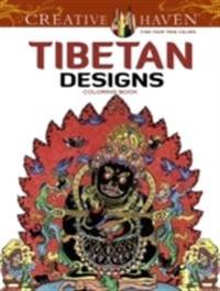 Tibetan Designs Coloring Book