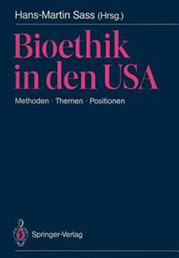 Bioethik in den USA
