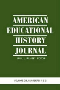 American Educational History Journal 2012