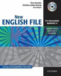 New English File: Pre-Intermediate: Multipack A