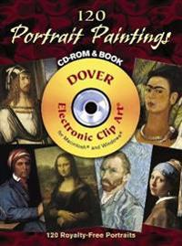 120 Portrait Paintings