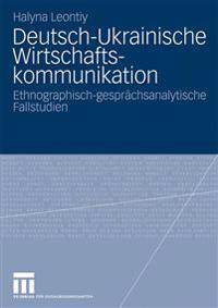 Deutsch-Ukrainische wirtschaftskommunikation