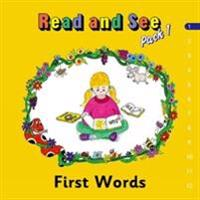 Jolly phonics read and see, pack 1 - in precursive letters (be)