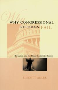 Why Congressional Reforms Fail