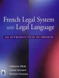 French Legal System and Legal Language