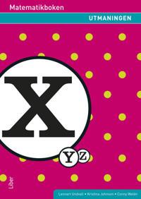Matematikboken X : Utmaningen