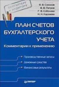 Plan Schetov Buhgalterskogo Ucheta Kommentarii K Primeneniyu