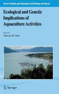 Ecological and Genetic Implication of Aquaculture Activities