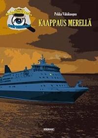 Salapoliisikerho Suurennuslasi amp; Kaappaus merellä