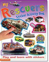 My Sticker Activity Book Rescuers