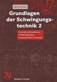 Grundlagen Der Schwingungstechnik 2