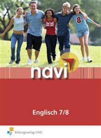 Navi Englisch 7/8. Schülerbuch