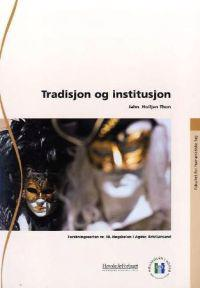 Tradisjon og institusjon
