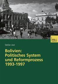 Bolivien: Politisches System Und Reformprozess 1993–1997