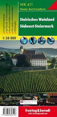 Steirisches Weinland-Sudwest-Steiermarkt
