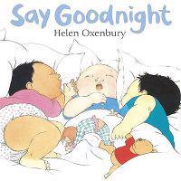 Say Goodnight - Helen Oxenbury - böcker (9781406319484)     Bokhandel