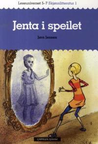 Jenta i speilet