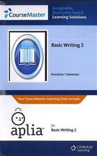 Aplia Printed Access Card for Basic Writing 2