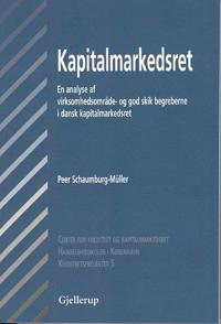 Kapitalmarkedsret