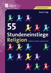 55 Stundeneinstiege Religion