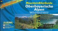 Oberbayerische Alpen Mountainbikeguide