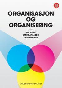 Organisasjon og organisering