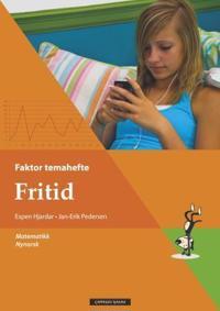 Fritid - Espen Hjardar, Jan-Erik Pedersen   Inprintwriters.org