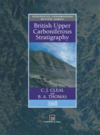 British Upper Carboniferous Stratigrapy