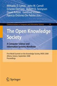The Open Knowledge Society