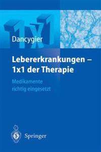 Lebererkrankungen 1 1 Der Therapie