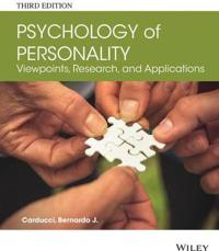 Psychology of Personality
