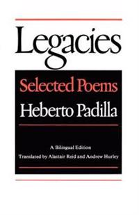 Legacies: Selected Poems