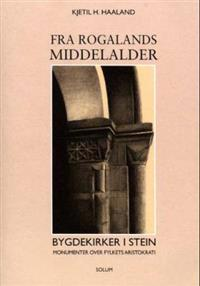 Fra Rogalands middelalder - Kjetil H. Haaland pdf epub
